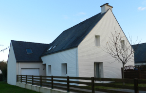 Isolation  Bardage à Vannes (56)